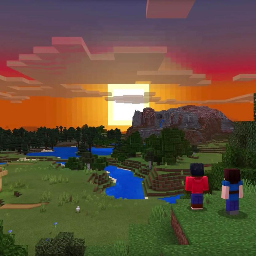 Minecraft: appelez vos amis, le «cross-play» s'amène sur ...