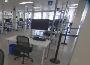 L'entreprise CAE dévoile ses installations pour la vaccination