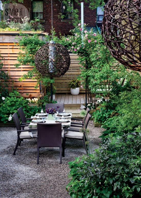 https www styleathome com outdoor living backyardsgardens article how to install a hardscape patio