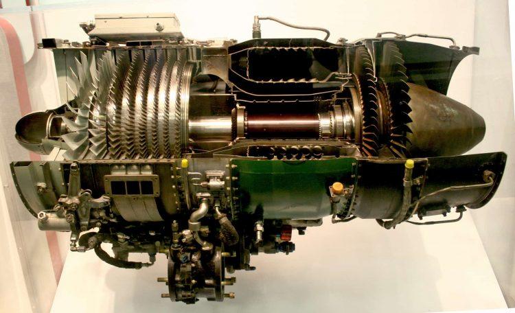 Авиационный газотурбинный реактивный прямоточный двигатель