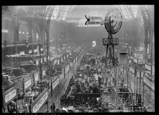 tajemnice wystaw przemysłowych