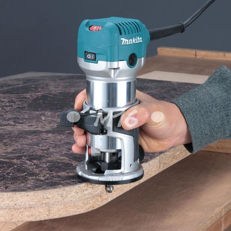 【牧田】RT0700C 木工用彫刻修邊機