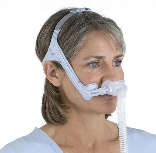 resmed nasal pillow masks