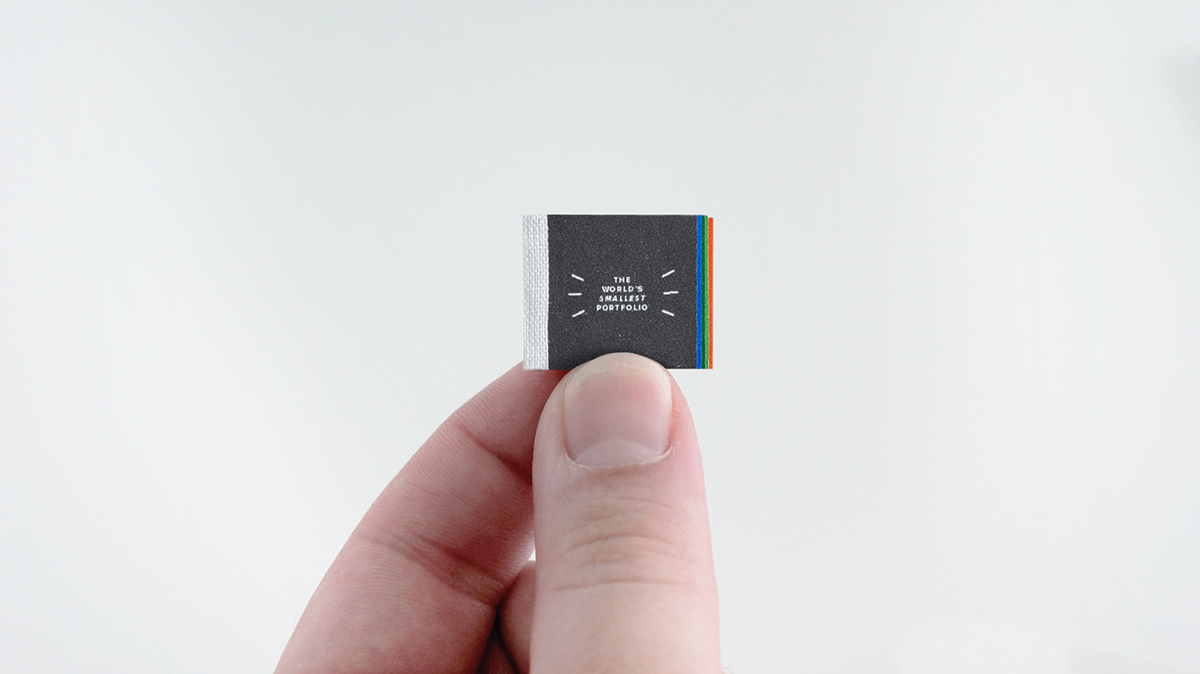 The World's Smallest Portfolio by Michael Lester