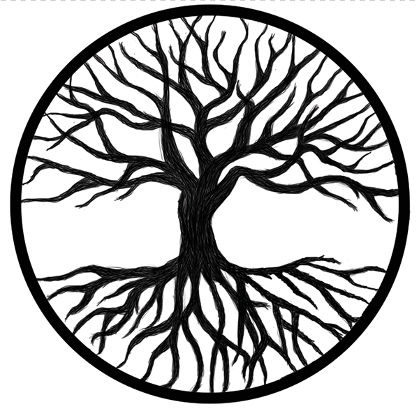 Life Drawing Tree Easy
