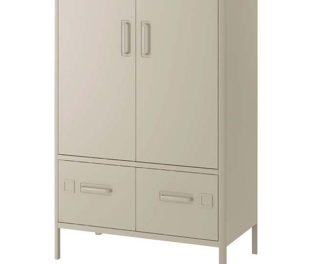 Ikea Idasen Cabinet With Doors And Drawers