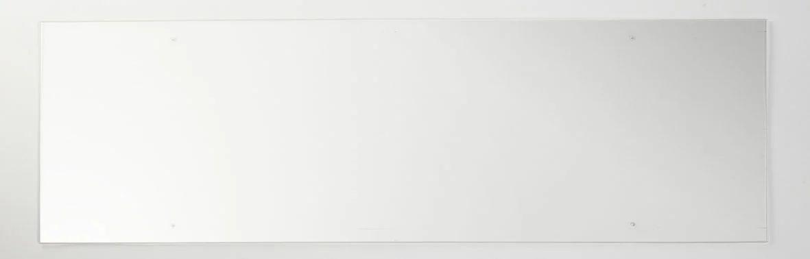 plaque pour garde corps verre acrylique