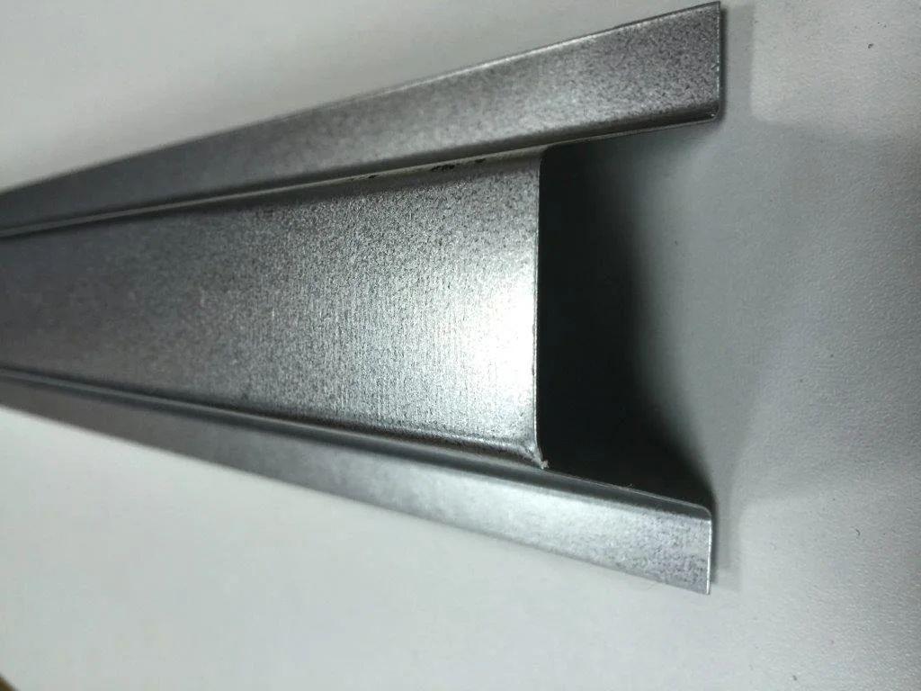 Goulotte Produit De Finition Cache Cable Exterieur 3cm Galv Gris Acier Galvanise Leroy Merlin