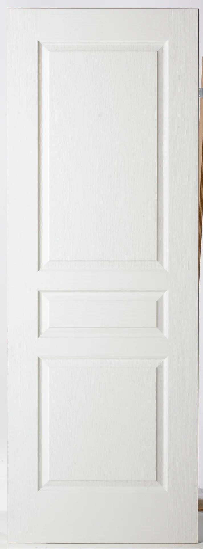 porte coulissante bois h 204 x l 73 cm