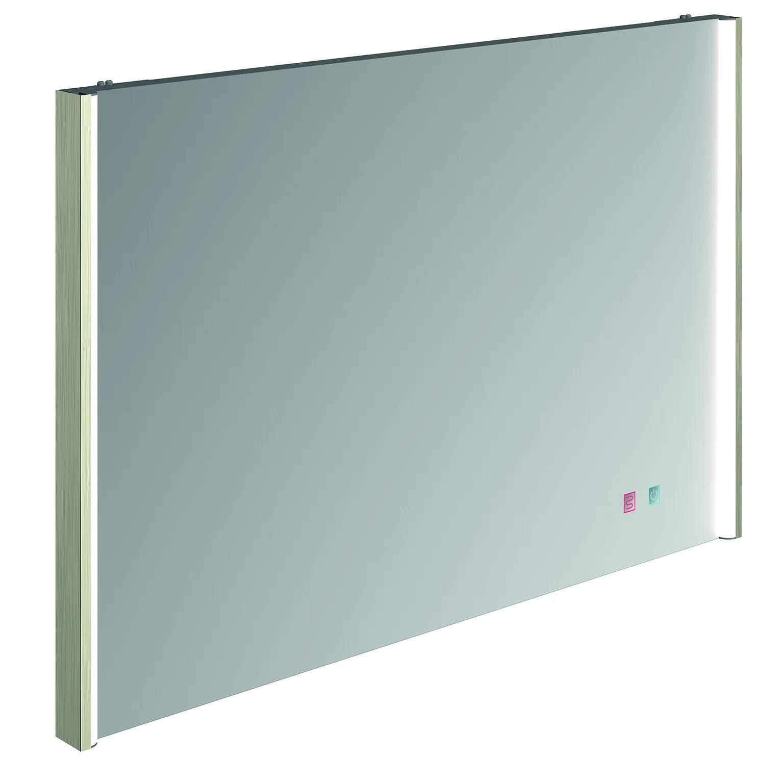 Miroir Lumineux Avec Eclairage Integre L 90 X H 60 Cm Egerie Leroy Merlin