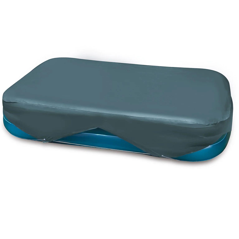 Bache De Protection Intex Pour Piscine Gonflable Rectangulaire 3 05x1 83 M Leroy Merlin