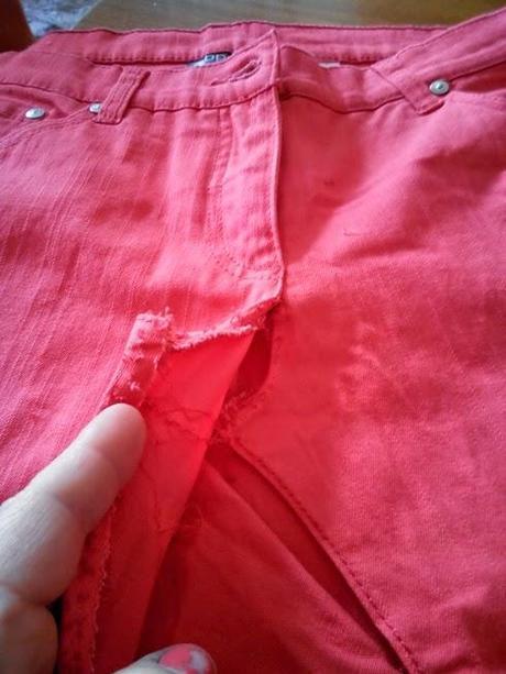 Trasformare Un Pantalone In Una Gonna Paperblog