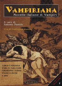 Vampiriana - a cura di Antonio Daniele