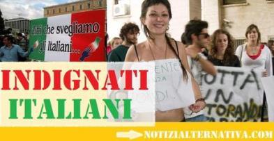 indignati italiani