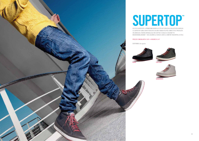 Fit Flop Autunno/ Inverno 2011-2012