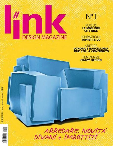 Link il nuovo magazine del design design new art for Copie arredamento design