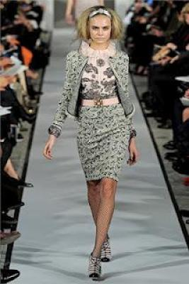 Oscar de la Renta F/W 2012 womenswear
