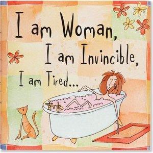 """Sono Donna, Sono Invincibile, Sono Stanca – Mood Board """"Scazzato"""""""