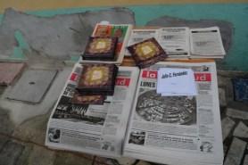 A la venta: Diarios La Juventud y discos
