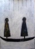 Anna Stankiewicz-Odoj : http://annastankiewicz.blogspot.fr   Tu ne peux vivre avec le monde sur tes épaules, Prends ma main et tu verras que l'amour nous trouvera, Nous trouvera.  https://m2lblog.wordpress.com/2017/06/26/bon-jour-good-day-3  You can't live with the world on your shoulders, Take my hand and you'll see love will find us, Will find us.   :)
