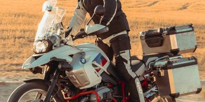 self guided motorcycle tour rental gear