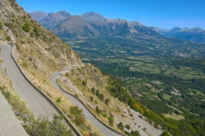self guided motorcycle tours france