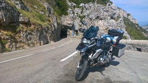 BMW Motorcycle Rental France