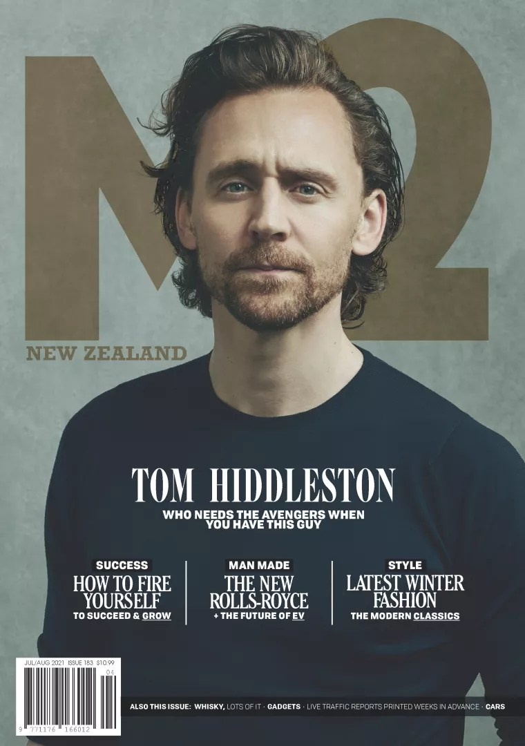 M2 July August 21 - Cover