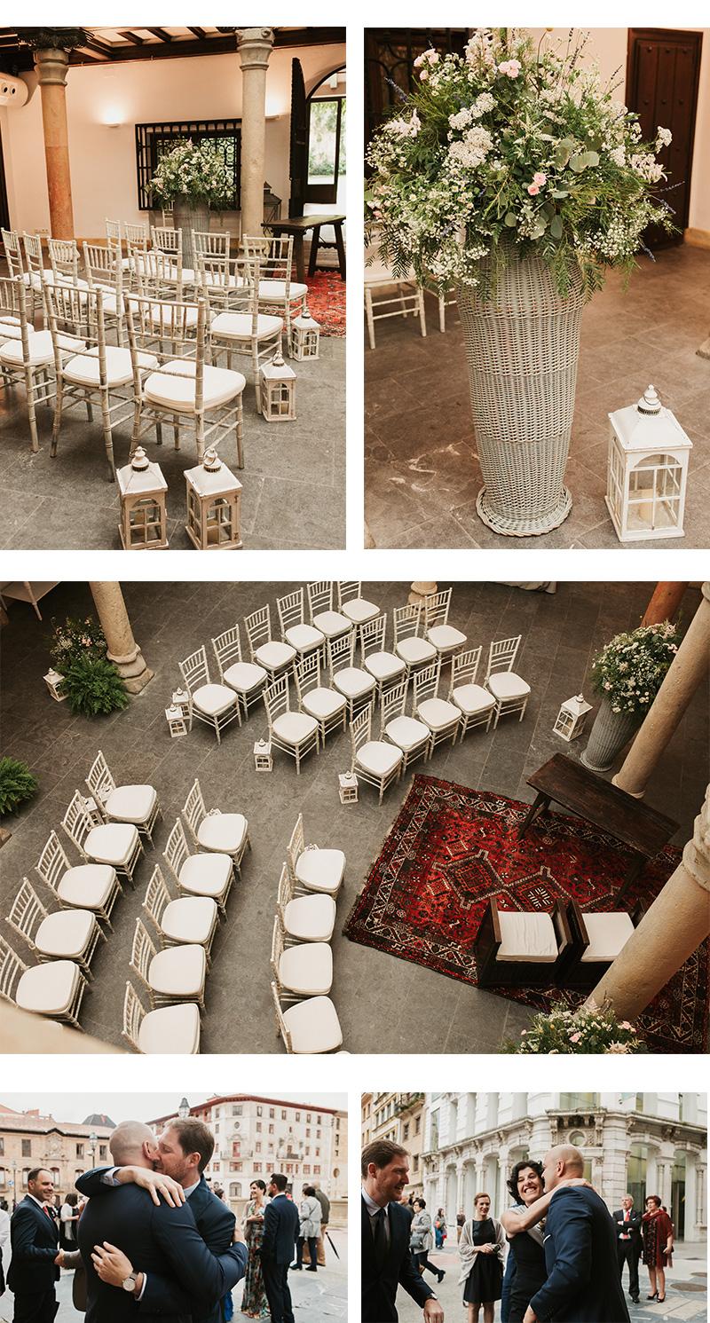 Fototgrafos de boda en Asturias - Boda en el palacio de Rua 15