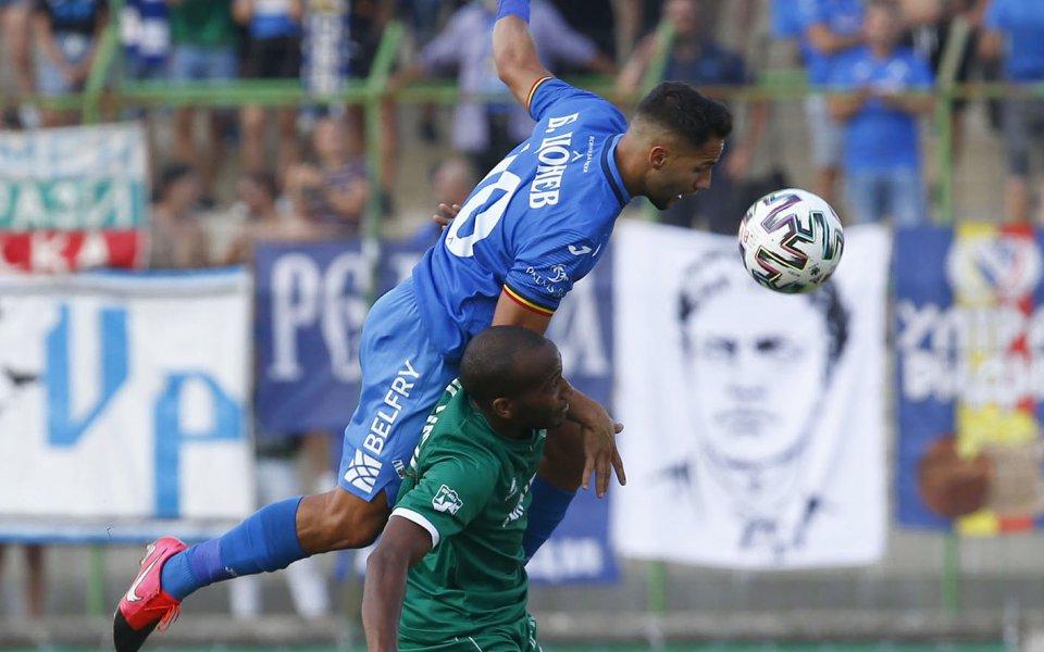 НА ЖИВО: Ботев Враца 1: 0 Левски, сините пропуснаха дузпа – BG Football – efbet League