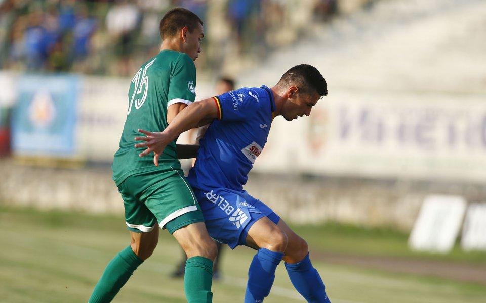 НА ЖИВО: Ботев Враца 2: 0 Левски, сините пропуснаха дузпа – BG Football – efbet League