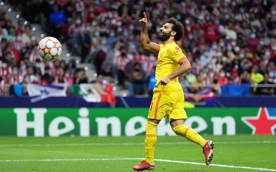 Мохамед Салах счупи друг рекорд на Ливърпул – Футболен свят – Англия