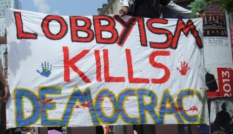 LobbyIsmKillsDemoCracy