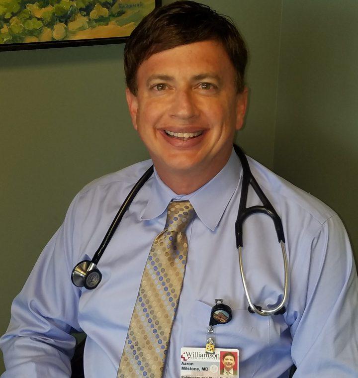 Dr. Aaron Milestone
