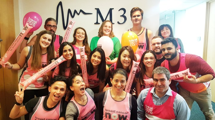 M3 Global Research for Breast Cancer Now
