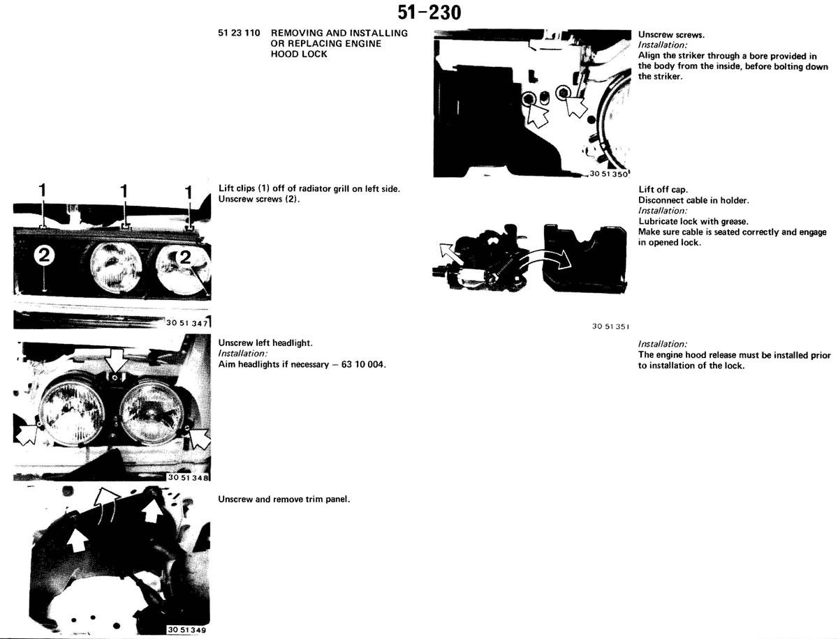 Pierre S E30 M3 Buildup Body Equipment