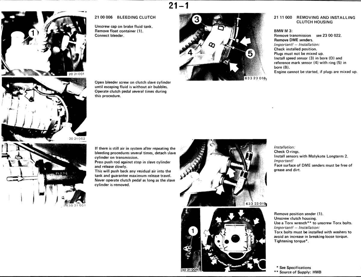 Pierre S E30 M3 Buildup Clutch