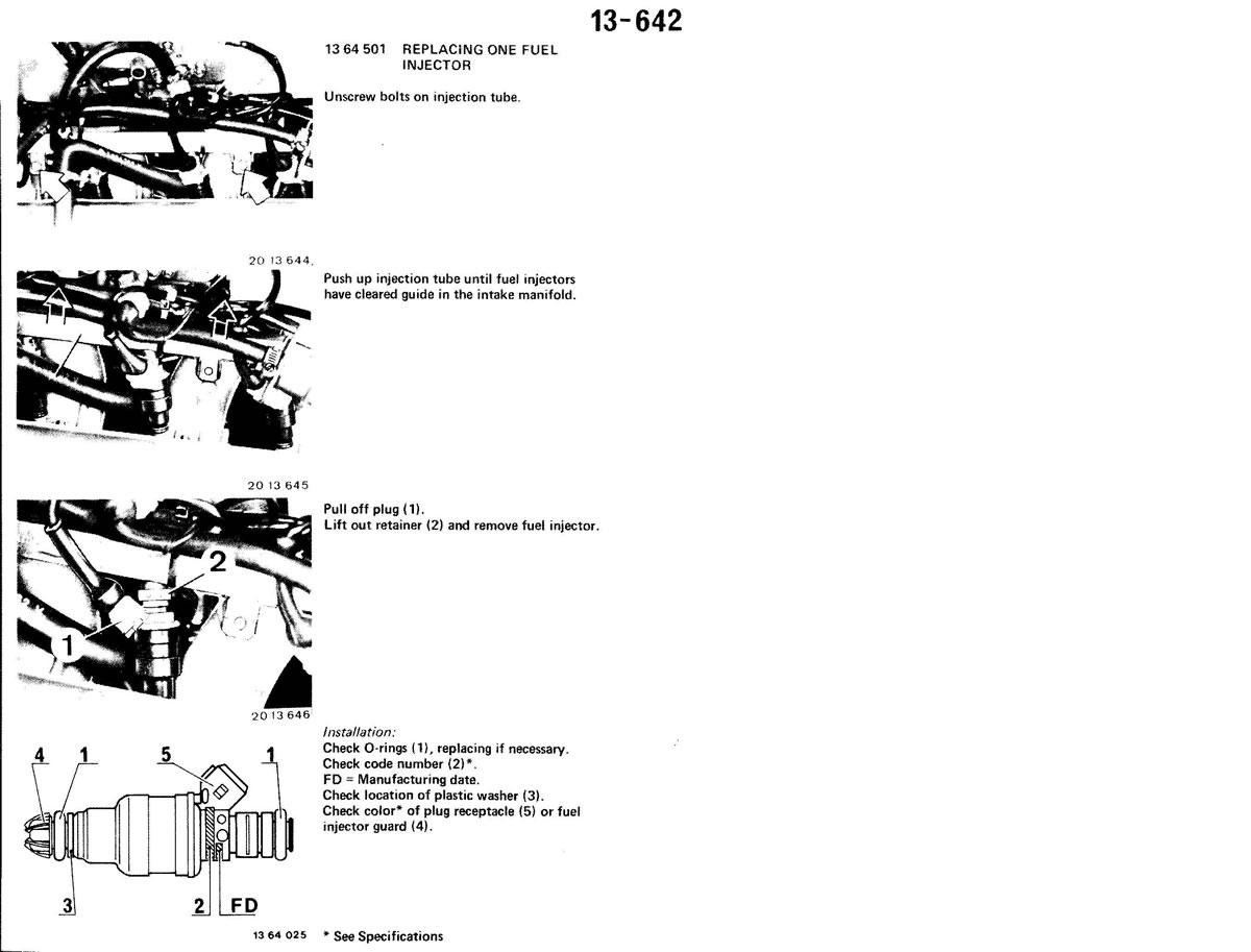 Pierre S E30 M3 Buildup Fuel System And Lines
