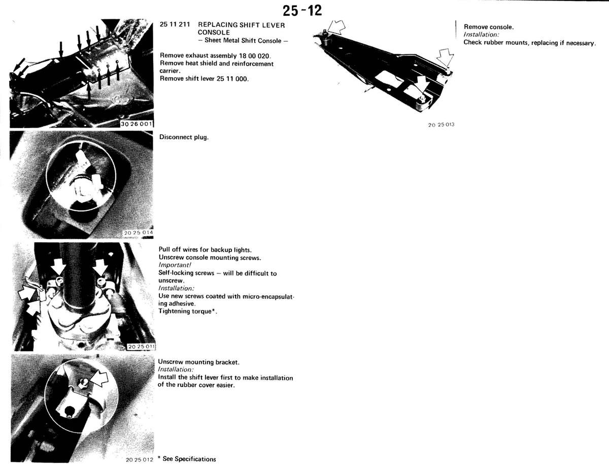 Pierre S E30 M3 Buildup Gear Shift Mechanism
