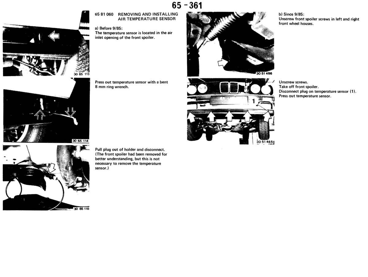 Pierre S E30 M3 Buildup Radio And Special Equipment