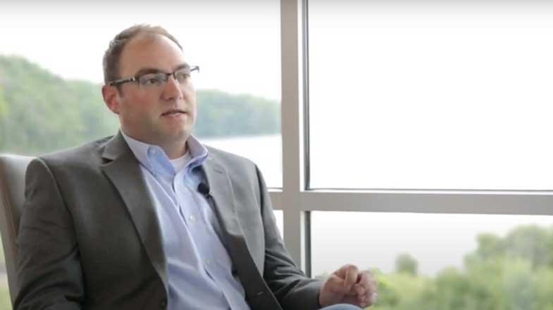 Derek Laczniak of M3 Insurance