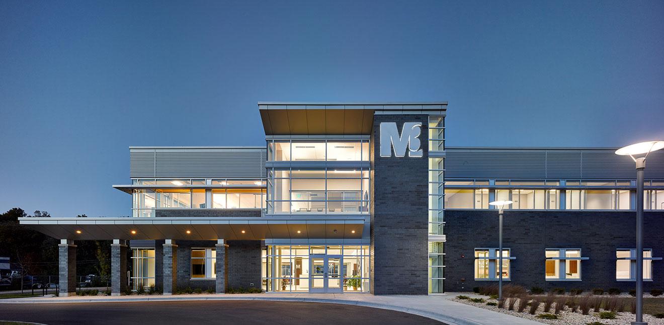 M3 Office, Madison, WI