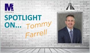 M3 EE SPOTLIGHT image of Tommy Farrell