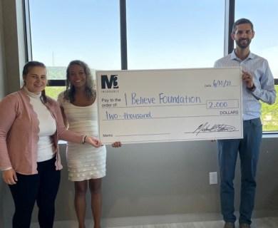 Jesse Maas I believe Foundation