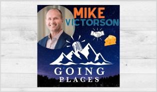 Going Places - Mike Victorson Cover Image 2