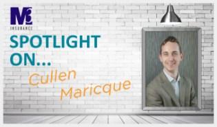 Cullen Maricque EE Spotlight Image