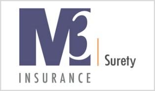 M3 Surety Logo