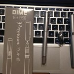 DIME5月号付録のスマート万年筆(680円)を買って試してみた。