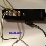 合計5.1Aの5ポートUSB電源タップが便利