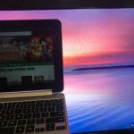 Chromebook Flip C100PAからVGAやRCA(ビデオ端子)出力させる